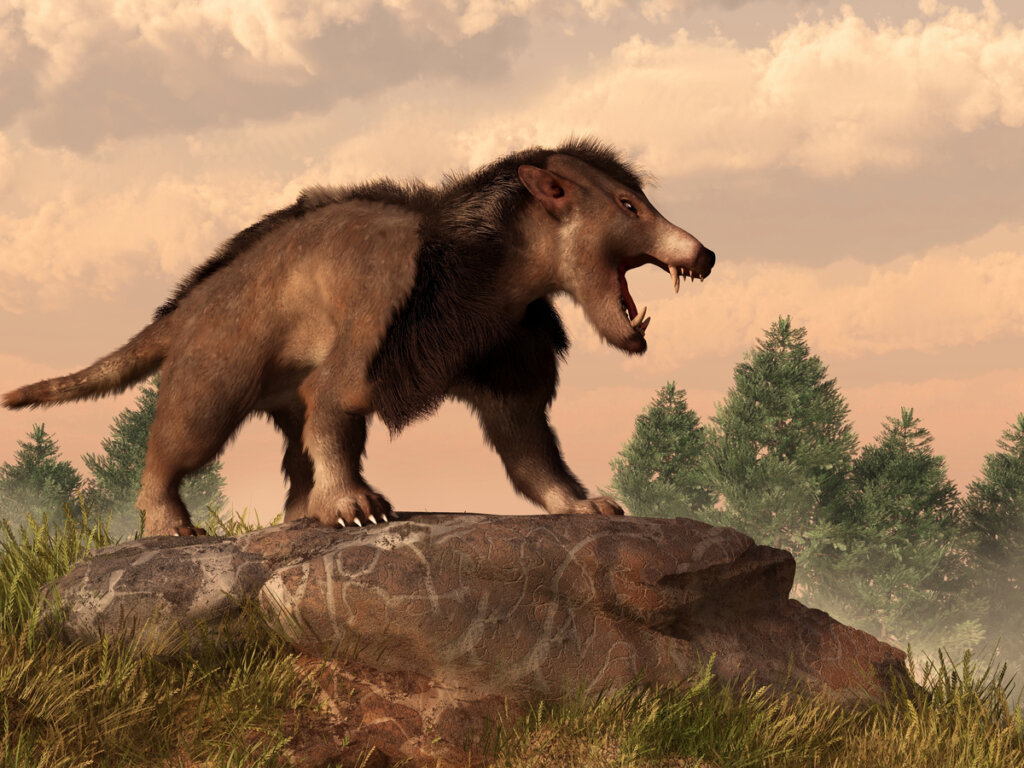 4 mamíferos extintos