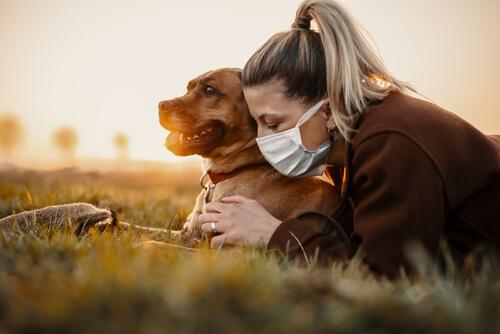 ¿Puedo jugar con mi perro en el parque durante la cuarentena del coronavirus?