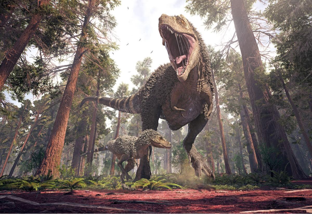 Los dinosaurios carnívoros que habitaron la tierra