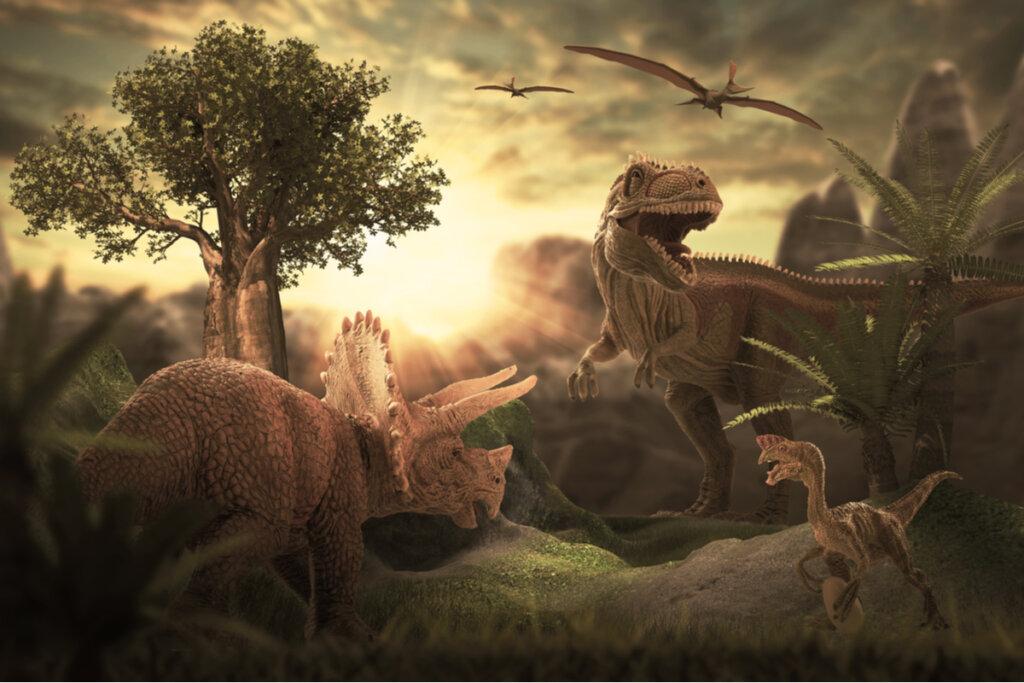Los 6 dinosaurios más antiguos que se conocen