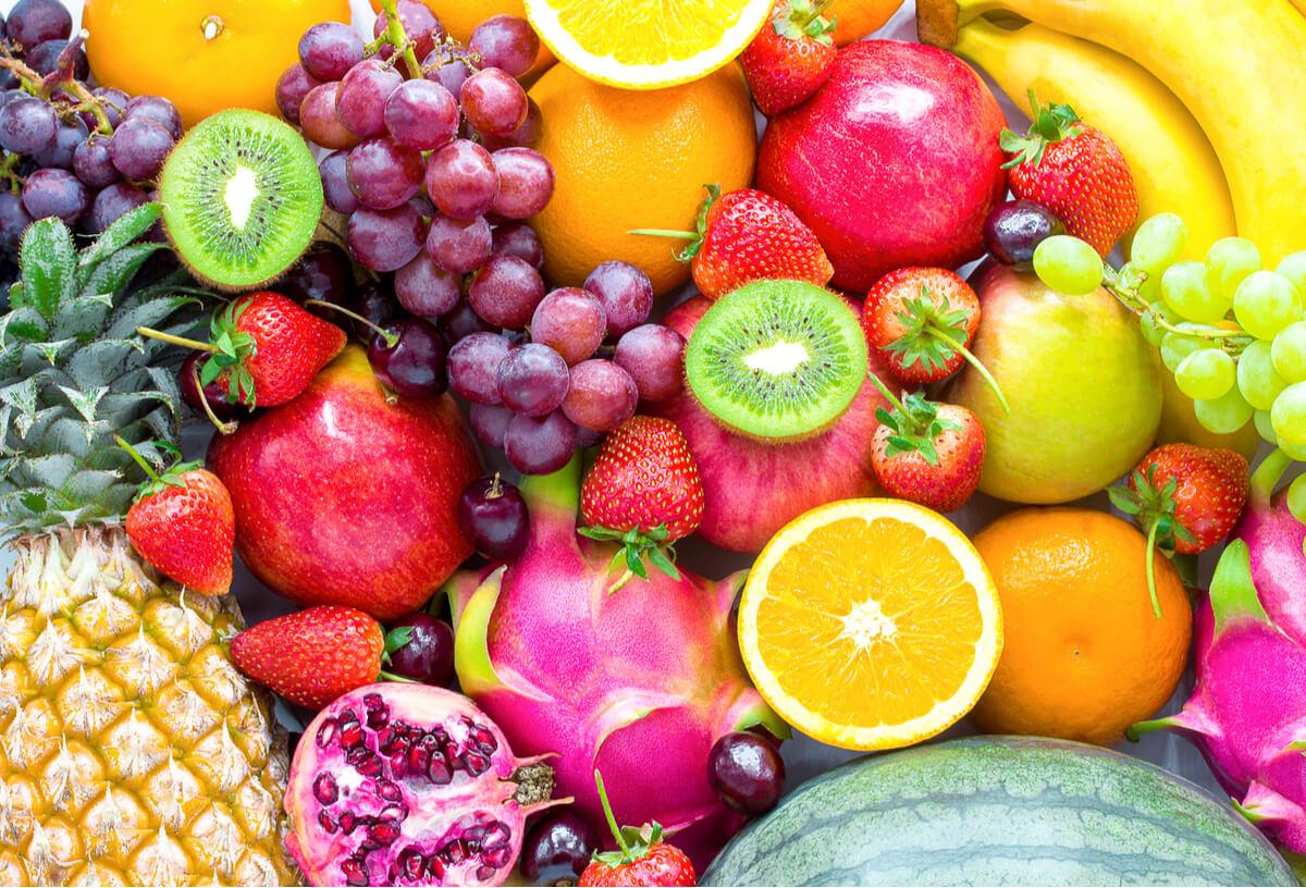 ¿Qué frutas puede comer un canario?