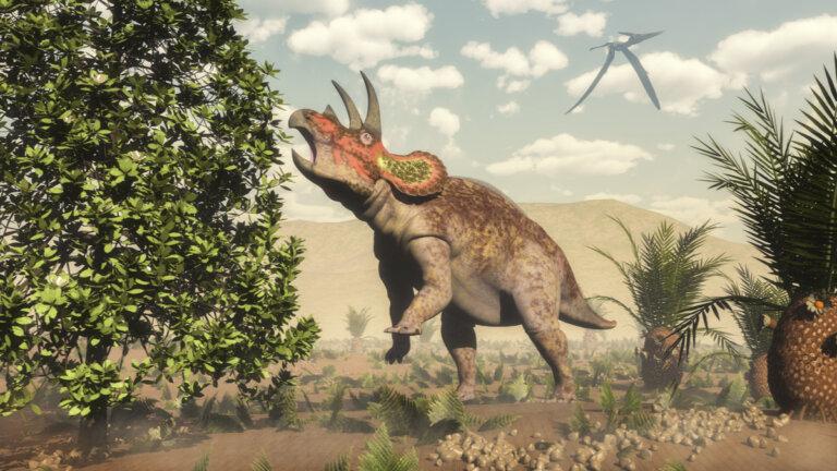 ¿Cómo se alimentaban los dinosaurios?